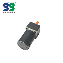 Goldgun high quality 12v 24v 90v dc drill gear motor with encoder G2D06-12