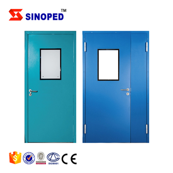 clean room Automatic High Speed PVC Door