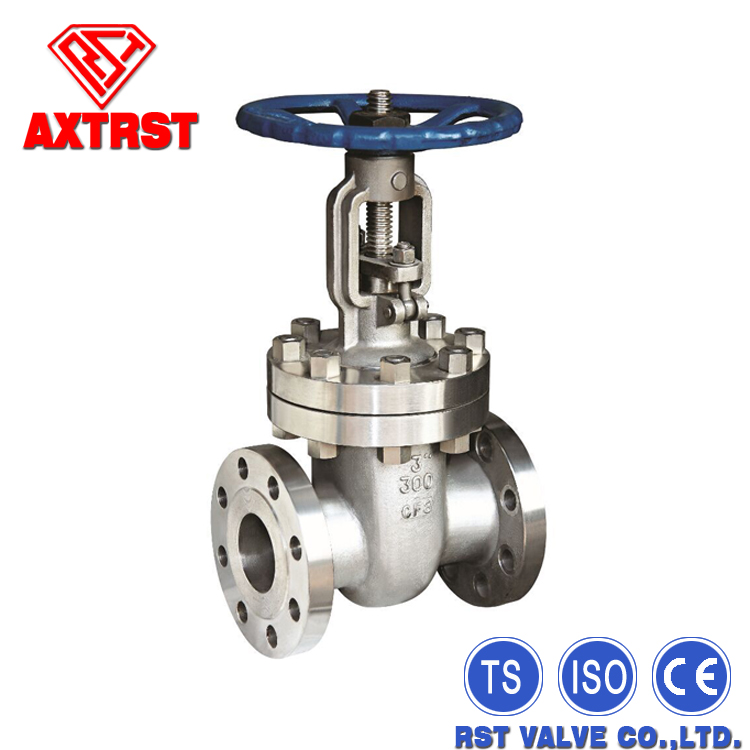 150LB~1500LB API Stainless Steel Industrial Stem Flange Gate Valve