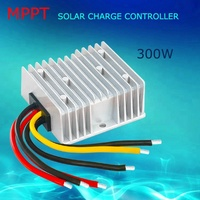 IP67 Factory in China Solar controller 99% MPPT solar charge controller WS-M300-27.6V