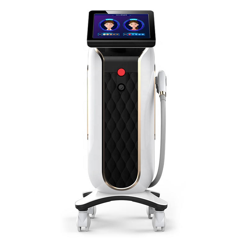 2019 laser diode 808nm / 808 Diode laser hair removal machine / diode laser 808nm hair removal with CE