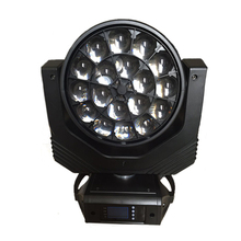 18*15w Bee Eye LED Zoom Wash Moving Head Wash Light