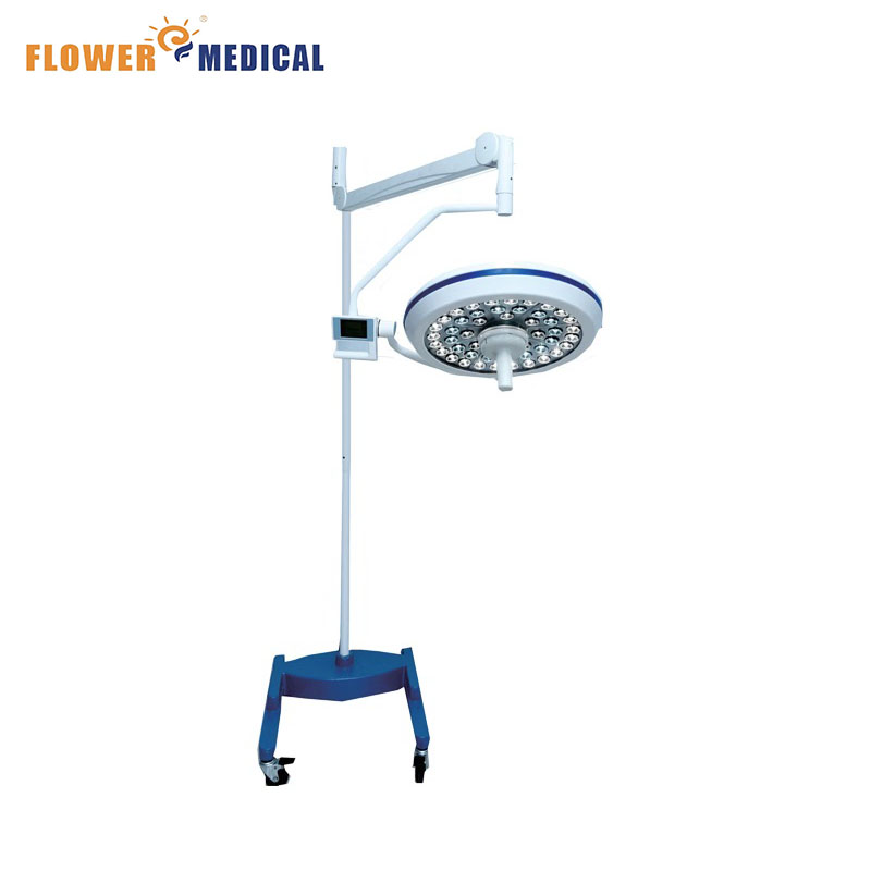 Dental Unit Chair implant surgery lamp with Sensor Oral led dental light Shadeless 9 LEDs Dental Unit Chair imp