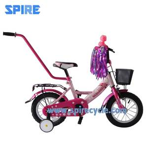 HOT Popular 12 inch steel kids bicycle with tassel made with EN standards