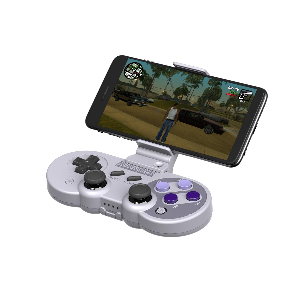 8Bitdo Smartphone Clip for SN30 Pro SF30 Pro Gamepad 18