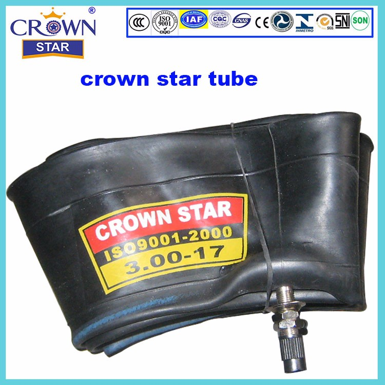 Motorcycle natural inner tube