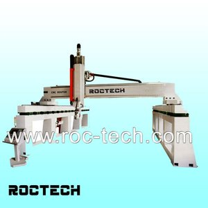 RCF2560 5 axis CNC Router Kits with High Performance