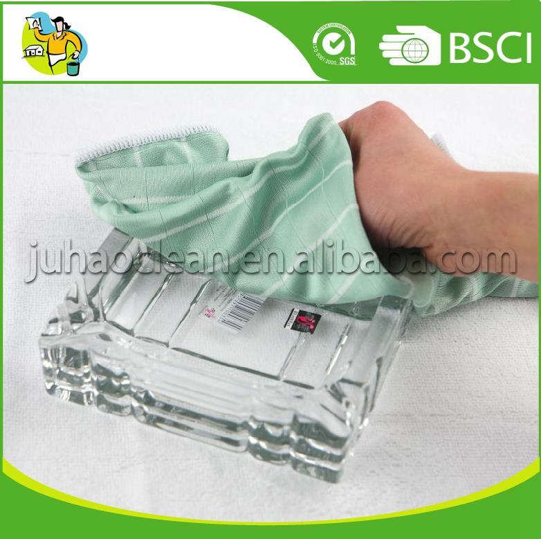 TV products Anti-Bacterial Microfiber Bambbo Cleaning Towel Mobile Cleaning Towel for Glassware