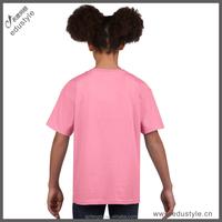 100% cotton blank Kids t shirts manufacturers