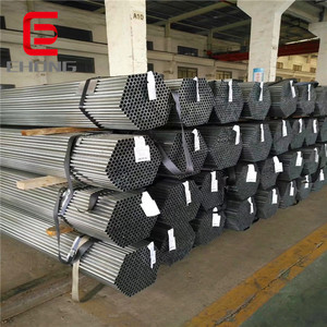 thin wall gi pipes ! bs1387 sch40 q235 hot dipping galvanized steel pipes tubing /galvanized iron tube price