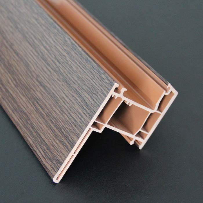 screen window pvc profile/upvc materials for doors