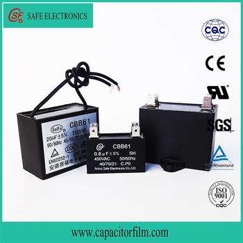 Fabrik Preis Deckenventilator Cbb61 Kondensator 450 V 0,6 Uf - Buy ...