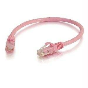 """C2g C2g 6Ft Cat5e Snagless Unshielded (Utp) Network Patch Cable - Pink - By """"C2g"""" - Prod. Class: Network Hardware/Network Cable / Patch"""