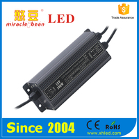 Efficiency 85% Short Circuit Protection Metal Shell AC to DC DC24V 100W Power Supply