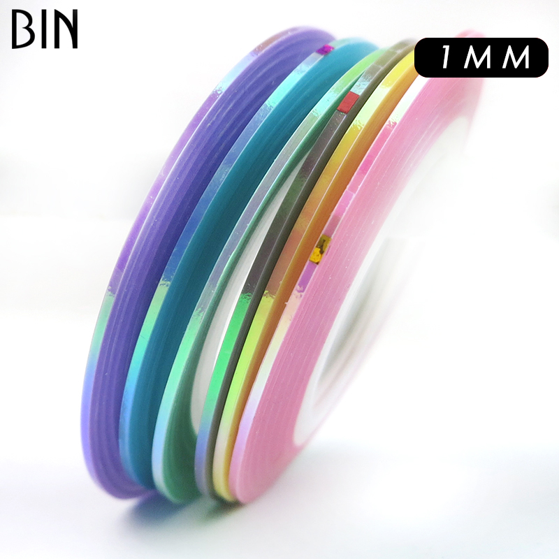 2018 Newest colorful DIY color striping tape line