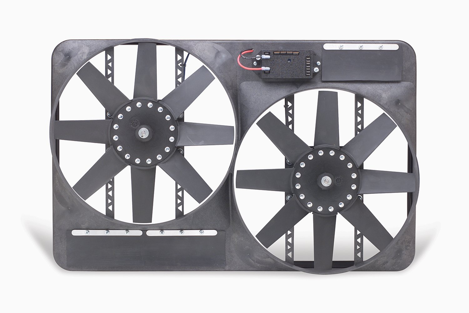"""Flex-a-lite 295 27"""" Dual Electric-Fan System with Variable Speed Controller"""