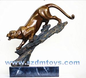 Hot toys decoration Resin Arts and Crafts /Wholesale resin animal figurines