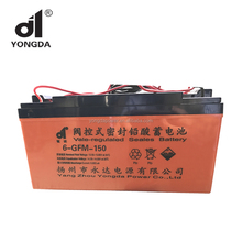 Yongda power Maintenance-Free VRLA Deep Cycle Solar Battery 12V 100AH