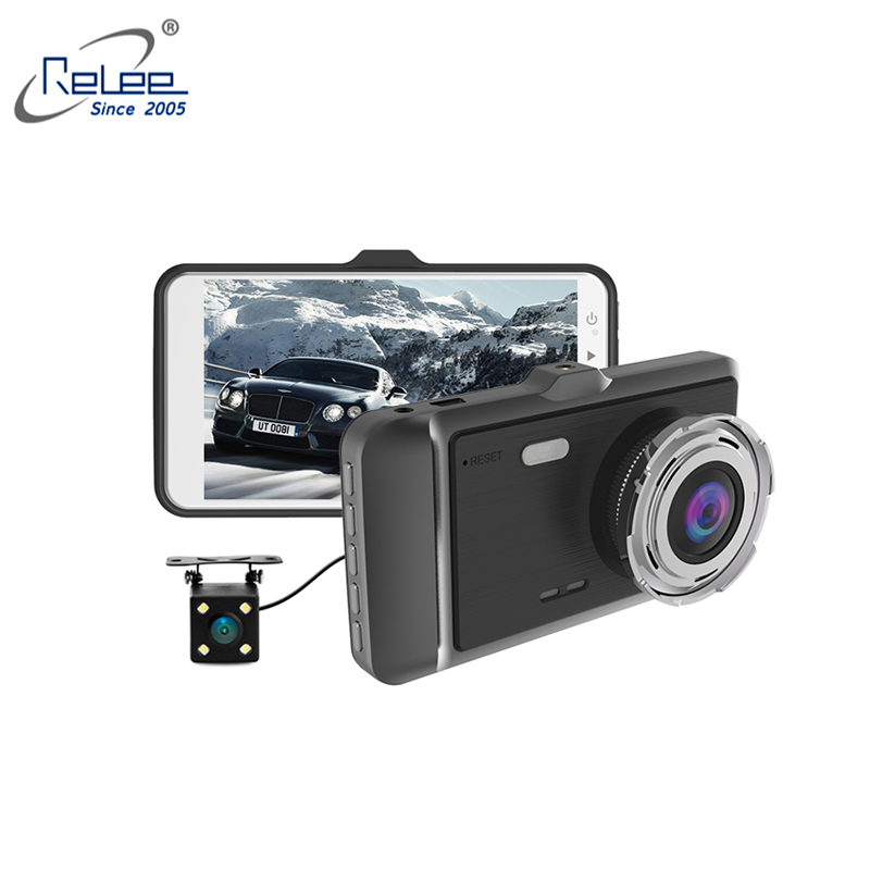3.2Inch IPS high definition wide angle car front camera dash cam 1080P with night vision