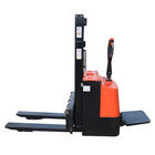 Jichuan 1 ton 3-way Full Electric Powered Pallet Stacker Truck Forklifts