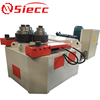3 ROLLER STEEL PLATE ROLLING BENDING MACHINE WITH CONE ROLL