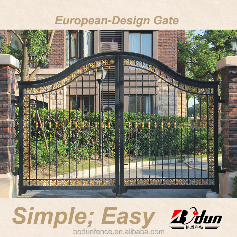 Front Gate Design For Home, Front Gate Design For Home Suppliers And  Manufacturers At Alibaba.com