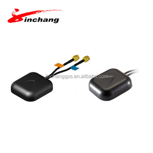 High-sensitivity small size high quality combo GSM GPS antenna FAKRA connector