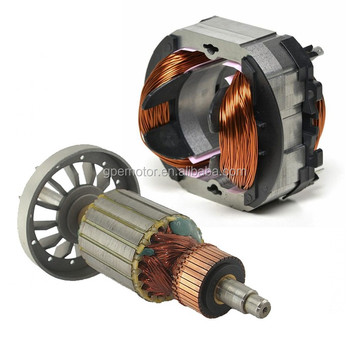 Oem Customized Rotor And Stator For Electric Motor