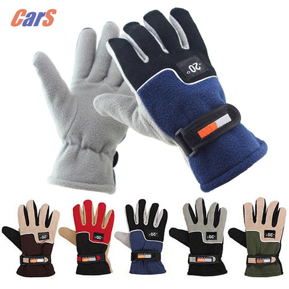BEST Car Gloves Motorcycle Gloves Men Women Winter Fingers
