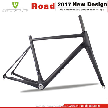 Super Light Road Bike Frame 700c New Painting Design Carbon Bike ...