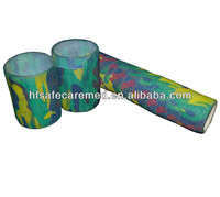 Camouflage Orthopedic Casting Tape with retails package