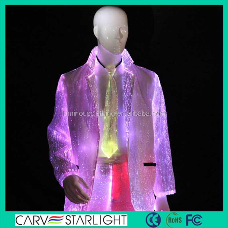 Más nuevo caliente luces LED traje fantasía Hip Hop Dance traje ...