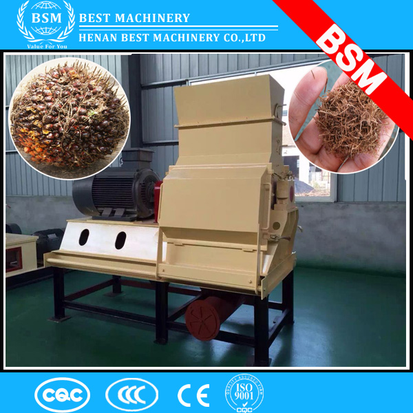 New designed Hammer Mill Crusher/Hammer Crusher For Malaysia EFB Palm