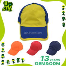 Promotional Printed 100% Cotton Outdoor Sport Caps New Style Fashion 6 Panel Baseball Hats With Metal Buckle Back Closure