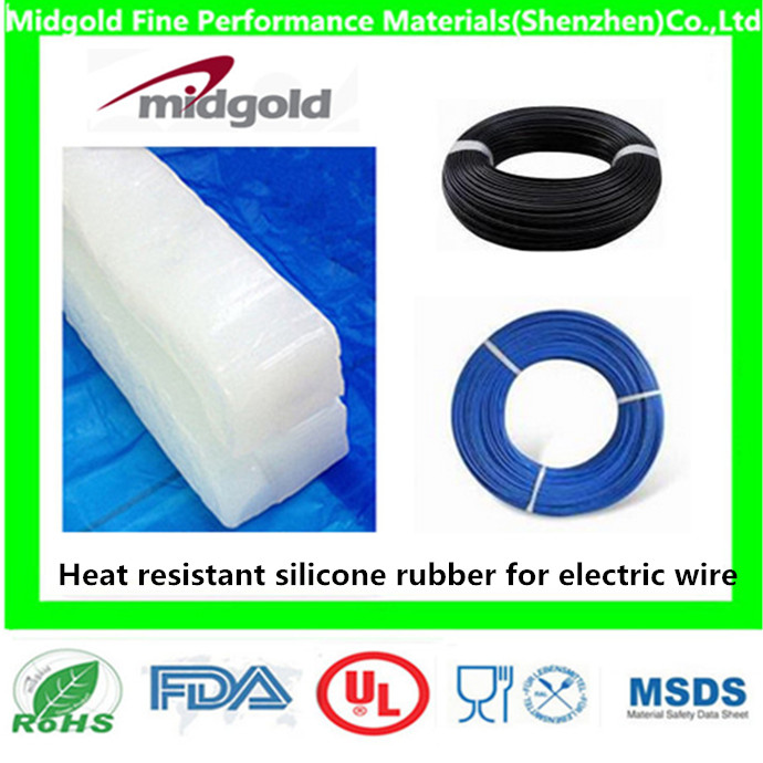 Heat Resistant Silicone Rubber 91