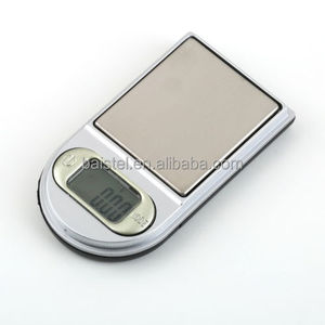 200g Digital Pocket Scale Lighter Style Electronic Weighing Gold Scale