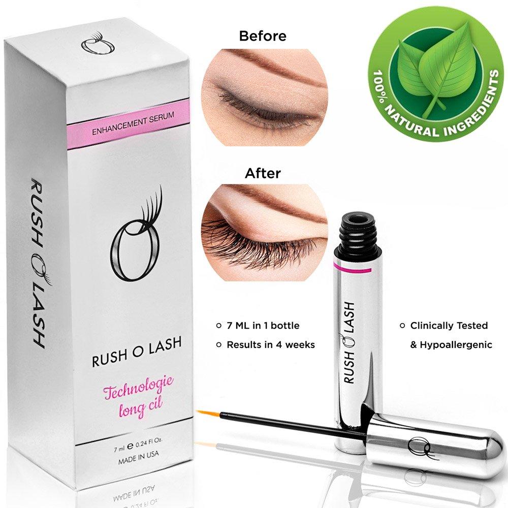 Buy Rush O Lash Best Eyelash Growth Serum 2017 Lash Serum Eyelash