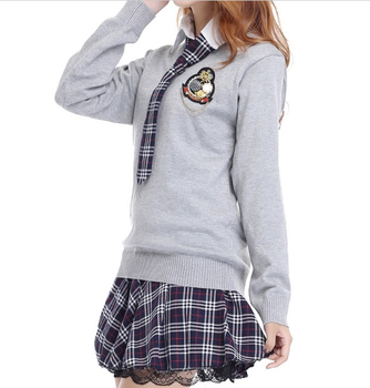 New Design Spring Japan Style Elementary Classical School Uniform