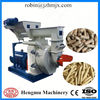 Quick sale 0.2-3t/h Farm use and home use complete wood burning stove pellet making machine