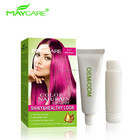 easy to use 100% Natural Certified organic hair color cream