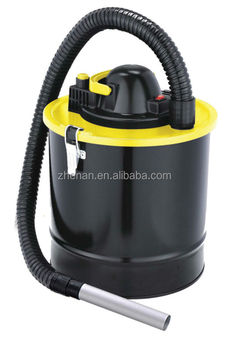 ZHENAN Dropshipper Ash Collector Cyclone Vacuum Cleaner For Fireplace