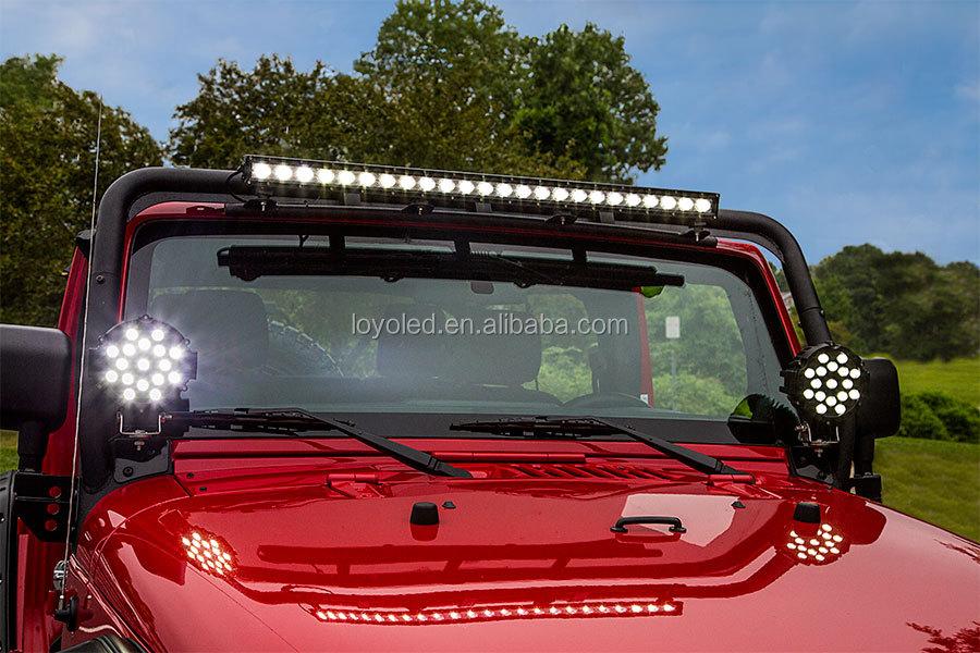 10w Leds Super Bright Led Light Bar,Car Led Light Bar,80w Off Road ...