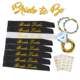 Bachelorette Party Decorations Set Bridal Shower Gifts Favors Bride Tribe Bachelorette Party Sash Set Bride Tribe Sash Kit