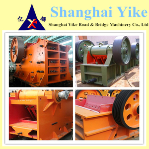 Hot sell used jaw crusher mobile tracked With Recycle System