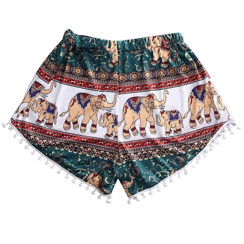 Perman Women Girls Sexy Hot Pants Summer Casual Shorts High Waist Short Beach