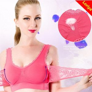 Hot sale Best-Selling new model genie bra with wide band