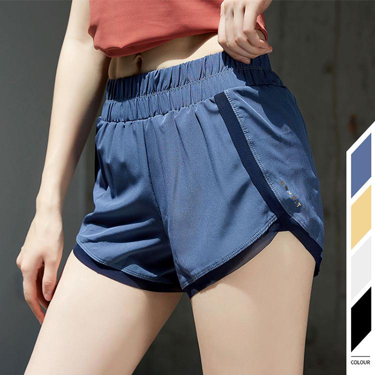 High Quality Oem Womens Boody Shorts Activewear Running Gym Shorts Women