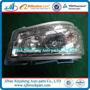 New Arrival Howo Truck Part Right Head Light Assy WG9719720002