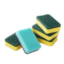 dish washing kitchen sponge scrubber for cleaning