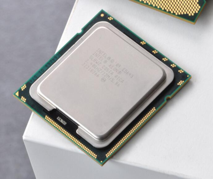 Lot of 2 Intel Xeon E5645 Socket 1366 LGA1366 CPU SERVER Processor SLBWZ 2.40GHz